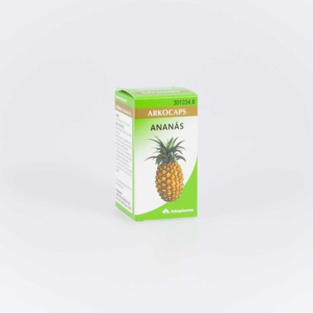 Ananas arkocapsulas 325 mg 50 cápsulas 301234