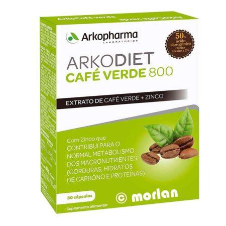 Cafe verde pack 2 envases 530063