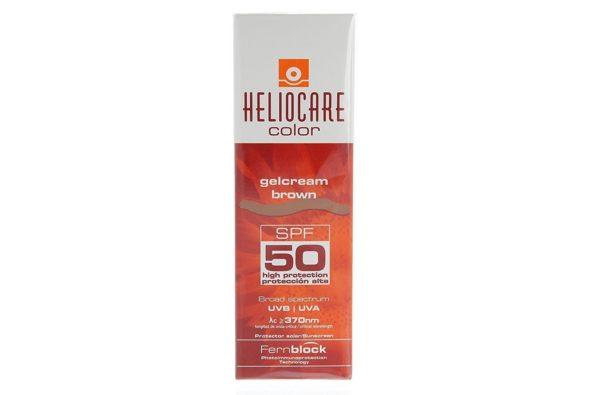 Heliocare color gel crema SPF50 brown 50ml 157143