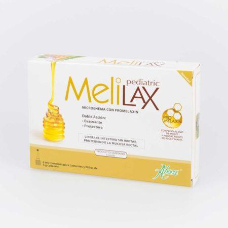 Melilax pediatric microenemas 5g 6 unidades 169285