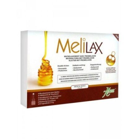 Melilax adulto microenemas 10 g 6 unidades 169283