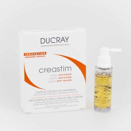 Ducray Loción anticaída Creastim 2 frascos de 30 ml 166050