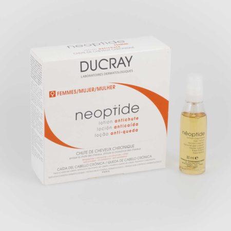 Ducray Loción anticaída Neoptide mujer (3 frascos de 30 ml). 153222