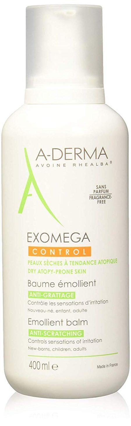 A-Derma Exomega Control Bálsamo emoliente 400 ml. 202494