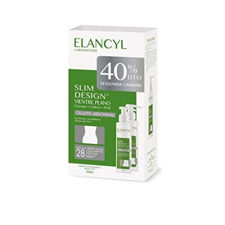Elancyl cellu-slim vientre plano duo 150ml 178819