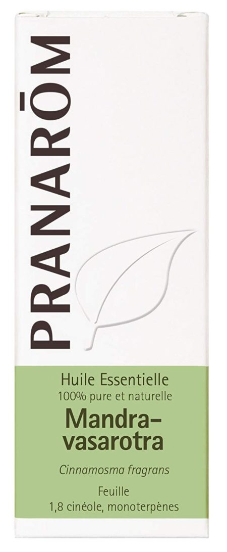 Aceite Esencial de Mandravasarotra Pranarom 10ml 173