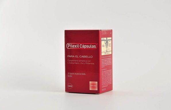 Pilexil Cápsulas anticaída 50 cápsulas 392720