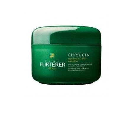 Curbicia (cuero cabelludo Graso). Champú-mascarilla Pureza René Furterer 200 ml 166009