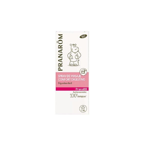 Spray de masaje confort digestivo PranaBB 530384