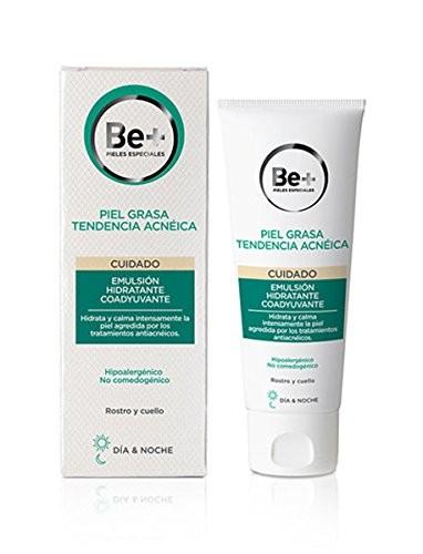 Be+ emulsión hidratante coadyuvante piel grasa tendencia acnéica 40 ml 175721