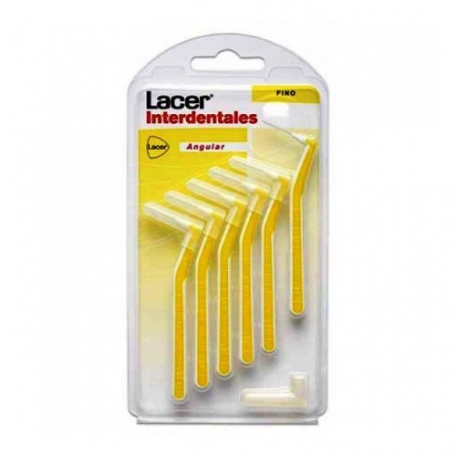 Lacer interdental Angular Fino suave 6 unidades 150523