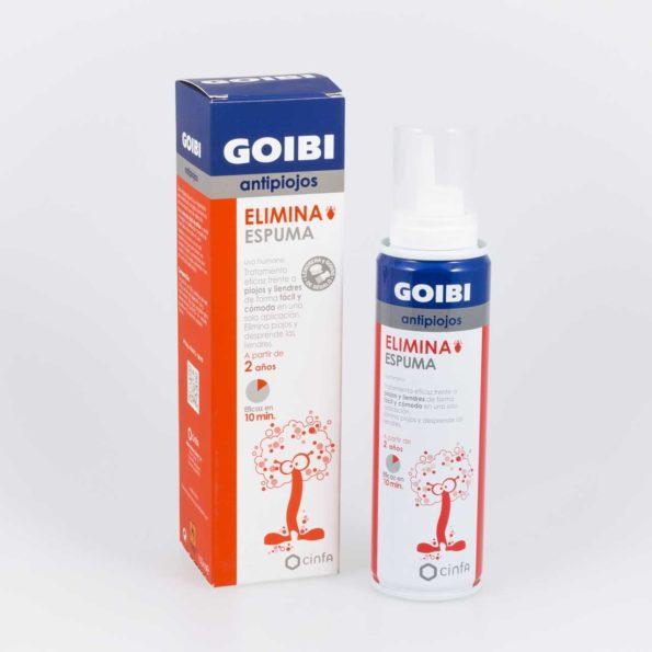 Goibi antipiojos espuma uso humano 150704