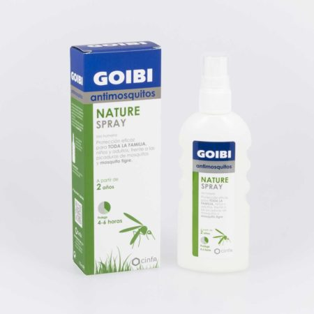 Goibi antimosquitos spray 100ml 371997