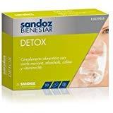 Sandoz bienestar Detox 30 cápsulas 168598