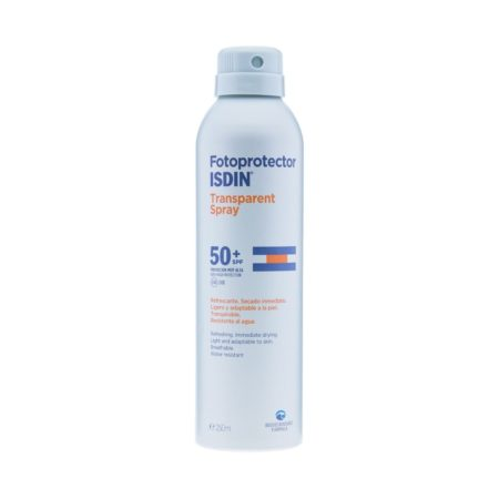 ISDIN Fotoprotector 50+ Spray Transparente 200 ML 155931