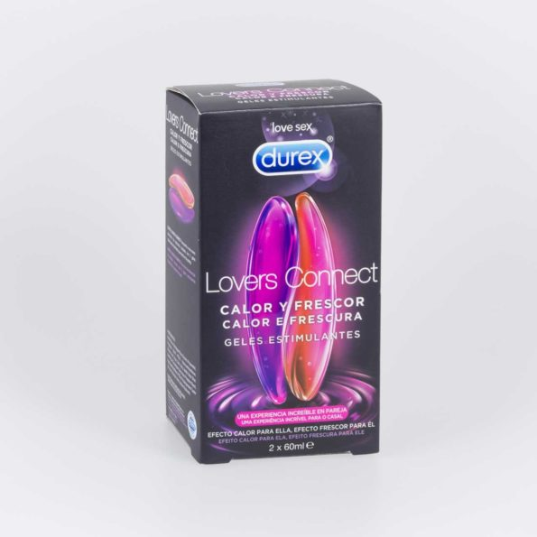 Durex lovers connect gel estimulante 60 ml 2 u 168896