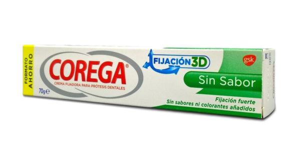 Corega cream extrafuerte sin sabor 151329