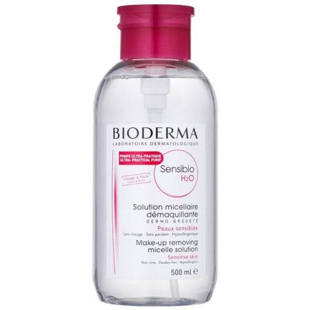 Sensibio H2O Solución Micelar Piel Sensible 500 ml ed. limit. Bioderma 163251
