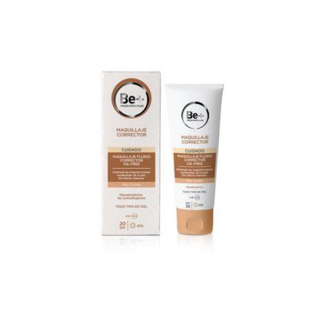Be+ maquillaje fluido corrector p. Clara spf20 oil free 178474