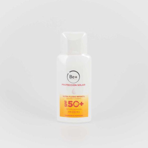 Be+ Ultra Fluido Facial SPF50+ todo tipo de piel 168928