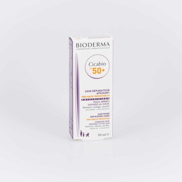 Cicabio Crema SPF 50+ Bioderma 30 ml 173217