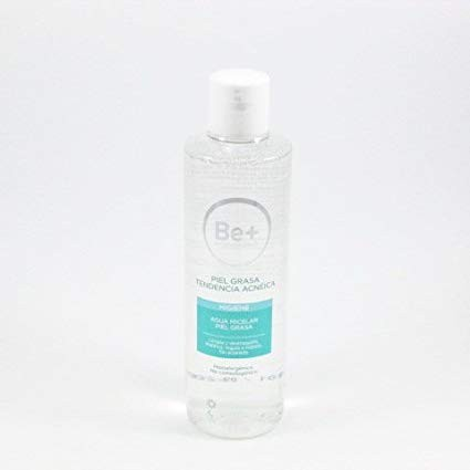 Be+ agua micelar piel grasa tendencia acnéica 250 ml 175722