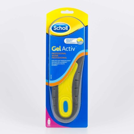 Dr. Scholl Gelactive profesional mujer 1 par 174338