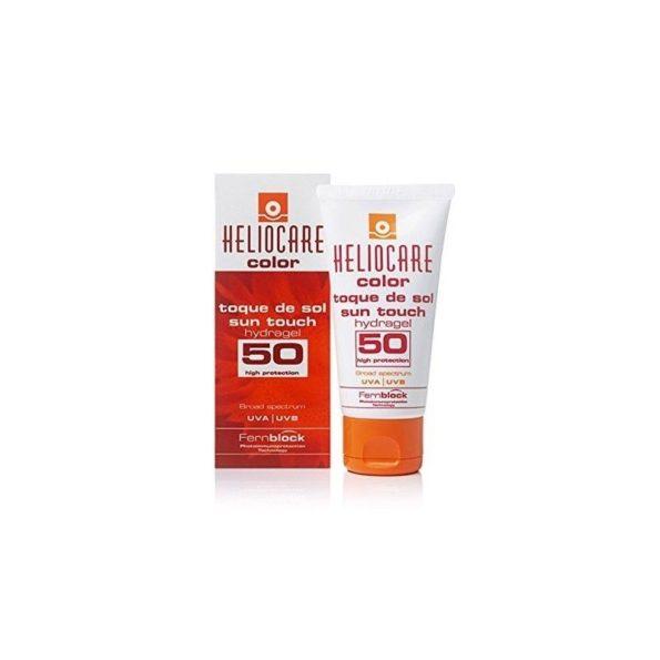 Heliocare toque de sol 50ml 152969