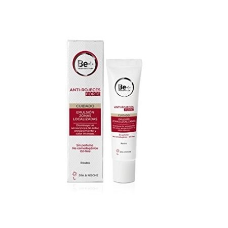 Be+ anti-rojeces emulsión forte zonas localizadas 30 ml 176837