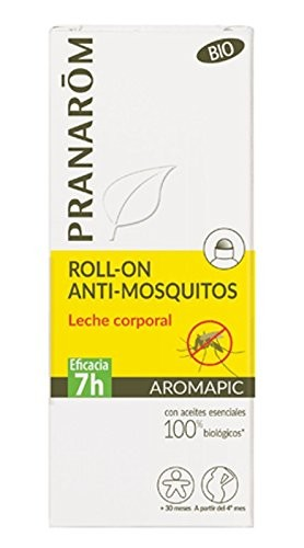 Roll-on Antimosquitos Leche Corporal PranaBB 186949