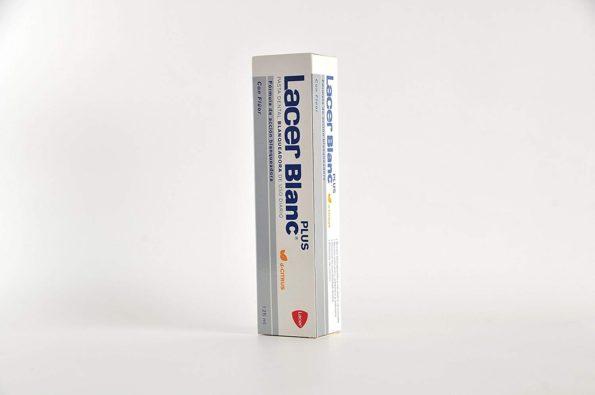 Lacerblanc plus pasta dentífrica plus sabor citrus blanqueador uso diario 125 ml 157655