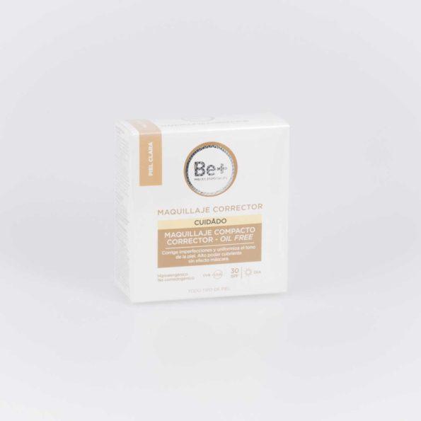 Be+ maquillaje compacto corrector oil free spf30 p clara 10 178472
