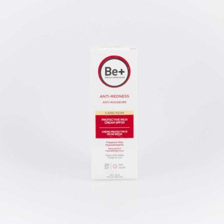 Be+ intolerante crema calmante rica piel seca 50 ml 176836