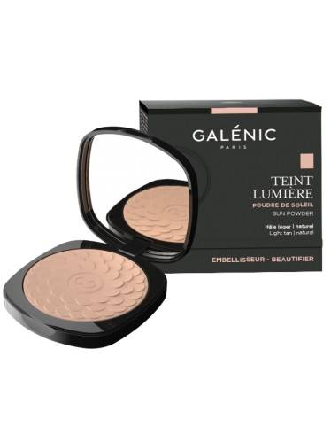 Teint Lumiere polvos de sol light / natural Galenic 184331