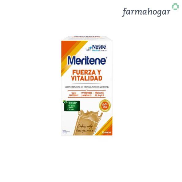 Meritene – Café descafeinado 15 sobres 30g 395772