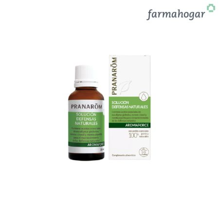 Pranarom - Solución Defensas Naturales 30ml 66