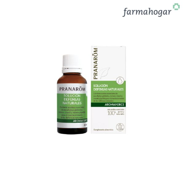 Pranarom – Solución Defensas Naturales 30ml 66