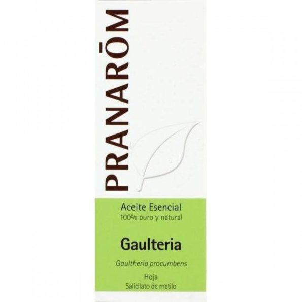 Aceite Esencial Gaulteria 10 ml Pranarom 530391