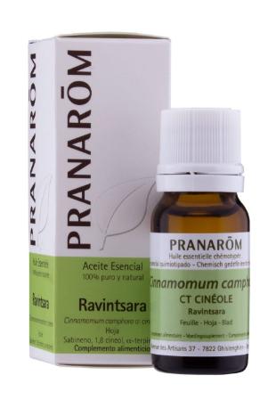 Aceite Esencial Ravintsara 10ml Pranarom 530313