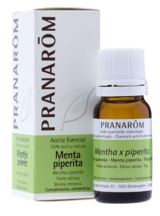Aceite Esencial menta piperita 10ml Pranarom 530397