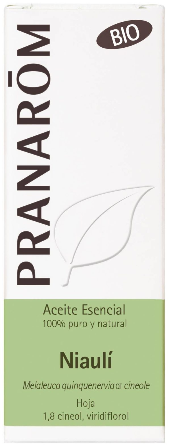 Aceite Esencial Niaulí 10ml Pranarom 154