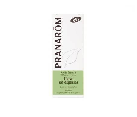 Aceite Esencial Clavo 10ML Pranarom 530479