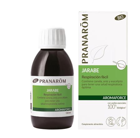 Jarabe respiración fácil Pranarom 194073