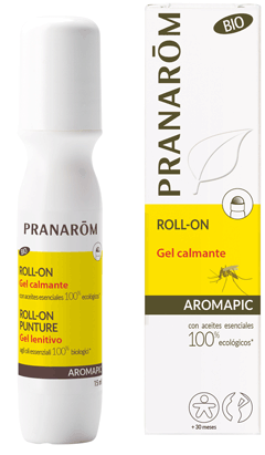 Gel calmante Roll-on bio Pranarom 200