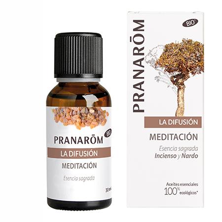 Difusión Meditación bio Pranarom 285