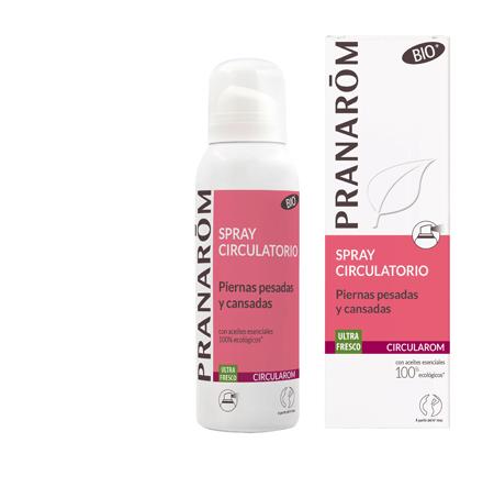Spray circulatorio piernas cansadas Pranarom 530493
