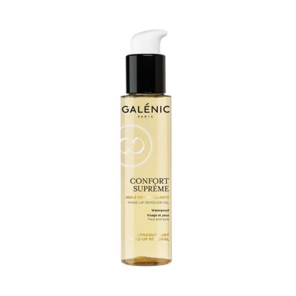 Confort supreme aceite desmaquillante waterproof galénic 100ml 157811