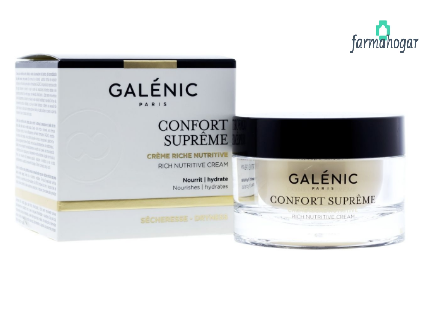 Confort Supreme crema rica nutritiva 50ml galénic 351437