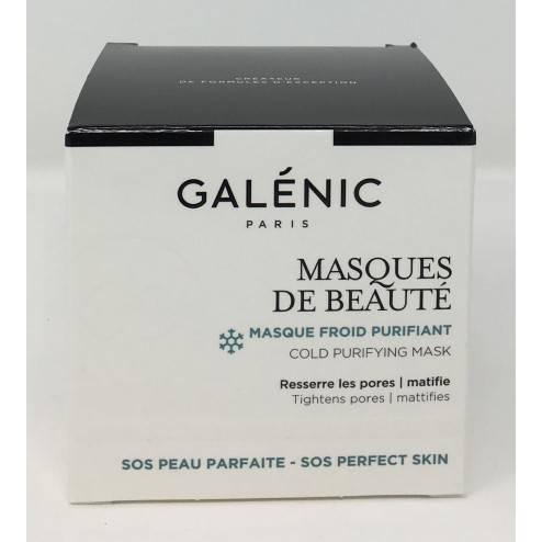 Mascarilla fría purificante 50ml Galénic 374220
