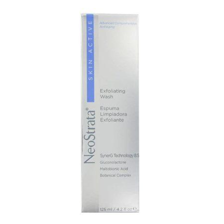 Neostrata Skin Active espuma limpiadora 125ml 163831